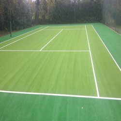 Synthetic Pitch Maintenance in Aberchalder 3