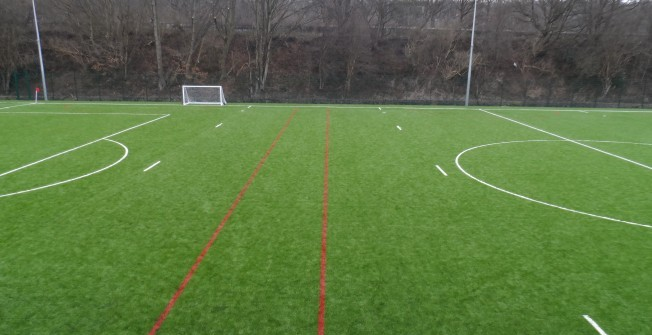 3G Rugby Surface Specialists in North Down