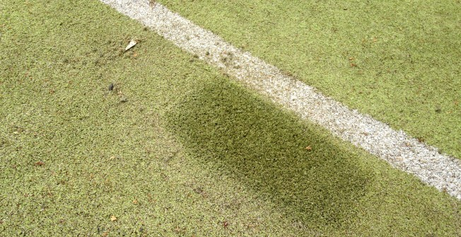 Artificial Pitch Field Tests in Aldbrough