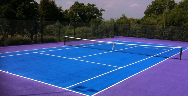 Tennis Surface Cleaning