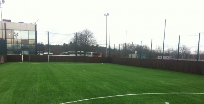 Upgrading Synthetic Turf in Bromley Green