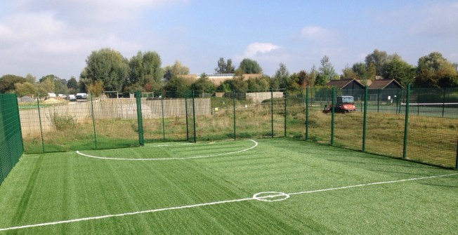 Synthetic Pitch Safety Tests in Worcestershire