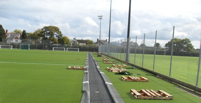 Synthetic Grass Resurface in Monmouthshire