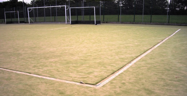 Maintaining Synthetic Grass in Deeping Gate