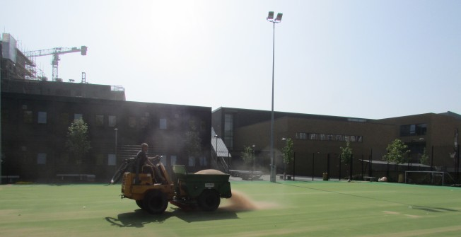 All weather Surface Maintenance