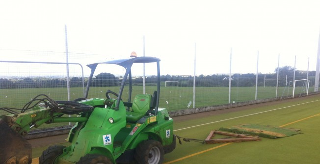 Artificial Grass Maintenance in Brechfa