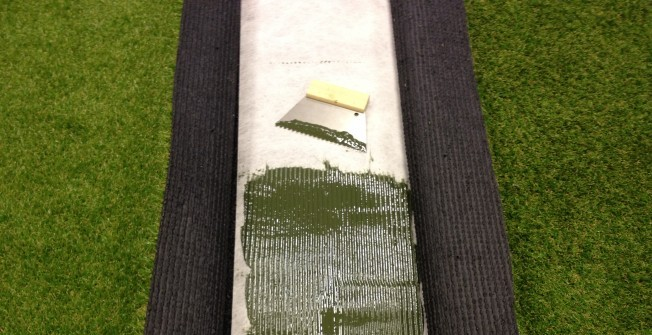 Artificial Turf Repair Kit in Larne