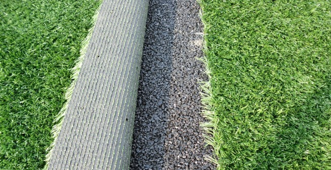 Artificial Pitch Resurfacing in Acharn