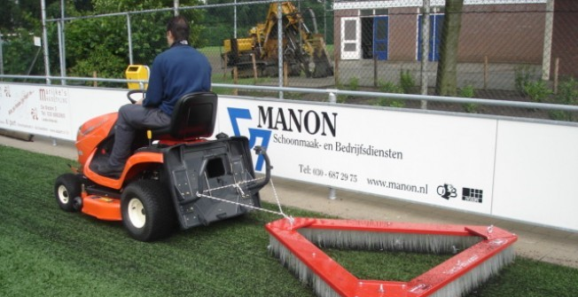 Turf Drag Brush in Ashby-de-la-Zouch