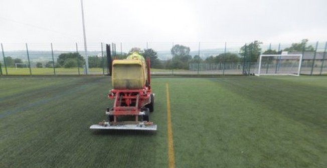 3G Football Surfaces in Acton